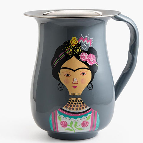 ruby star traders jug 'global village frida'