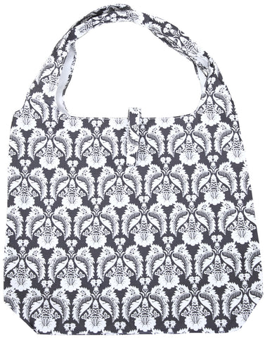 gifted hands shopping bag 'heirloom' black