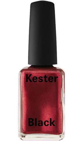 kester black nail polish 'lucky'