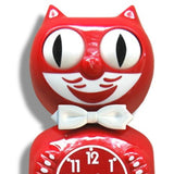 kit-cat clock 'scarlet'