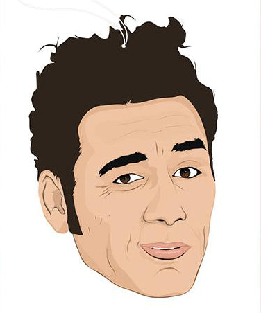 pro and hop air freshener 'kramer' - the-tangerine-fox