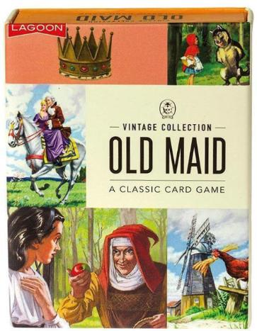 lagoon ladybird classic card game 'old maid' - the-tangerine-fox