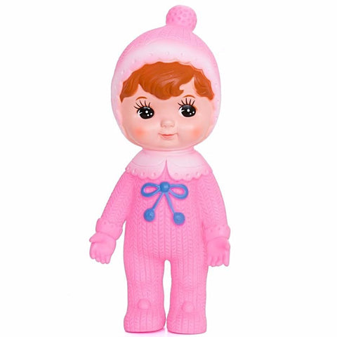 lapin & me 'woodland doll' pink