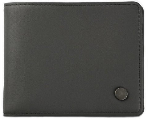 status anxiety men's wallet 'leonard' slate - the-tangerine-fox