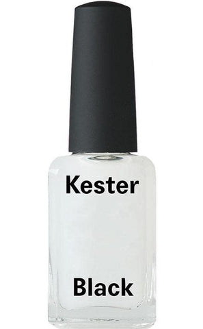 kester black nail polish 'matte top coat'