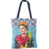 la la land tote bag 'frida's paradise'