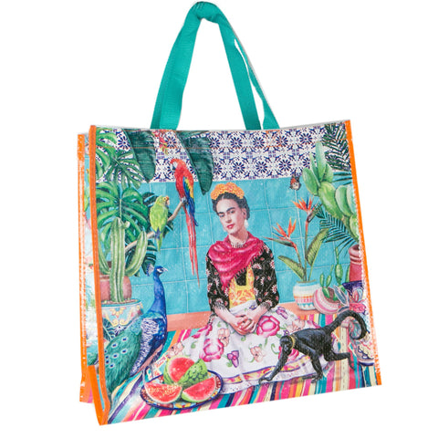 la la land market bag 'frida's paradise'