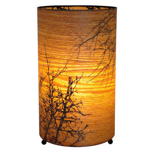 MICKY & STEVIE AUTUMN CYLINDER LAMP
