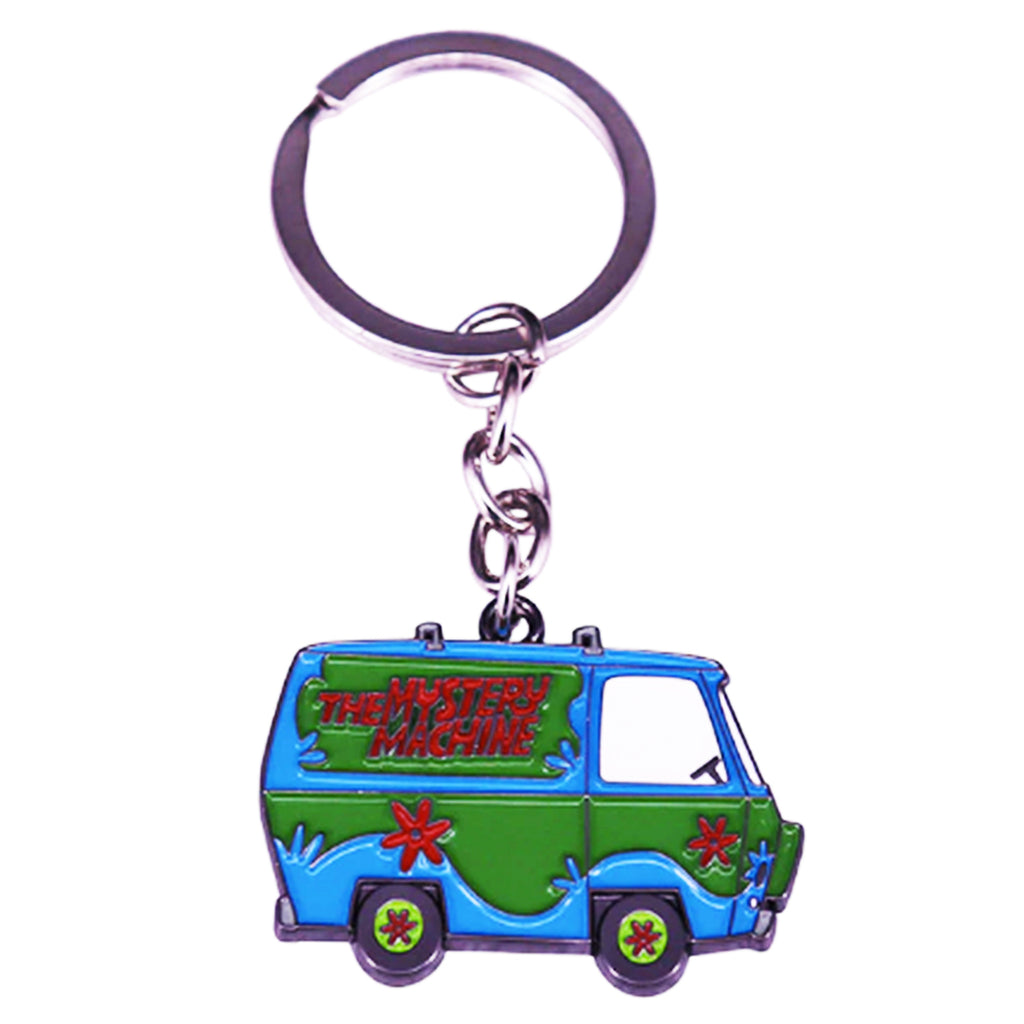 key ring 'mystery machine'