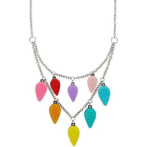 erstwilder necklace 'all of the lights'
