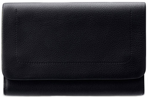 status anxiety wallet 'remnant' black