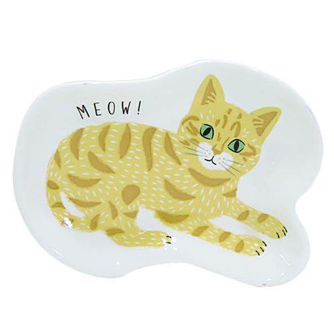 concept japan accessory dish 'ginger cat'