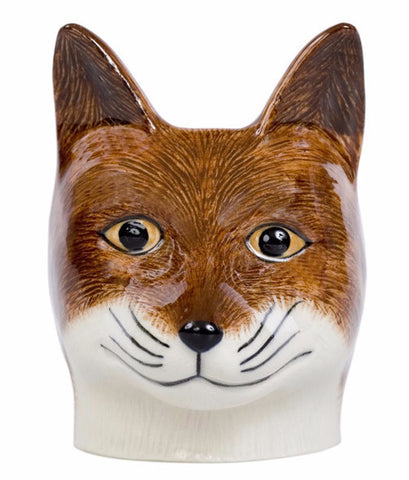 QUAIL FACE EGG CUP 'FOX'