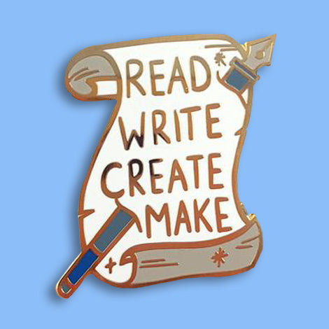'read write create make'