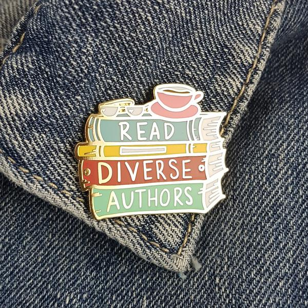 'read diverse authors'