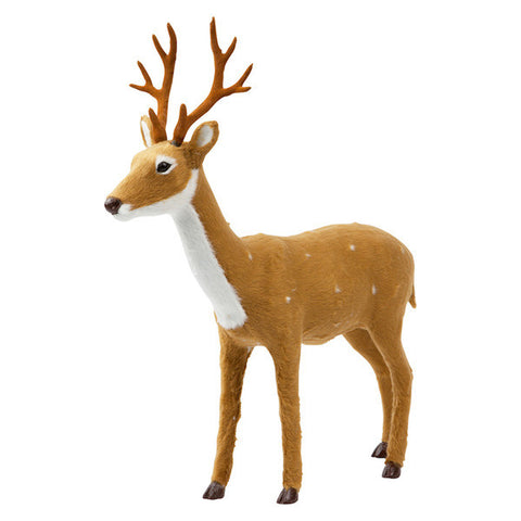 figurine 'table reindeer' natural
