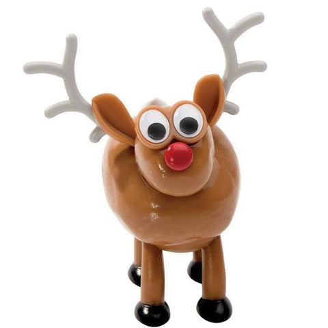 melting toy 'rudolph the christmas reindeer'