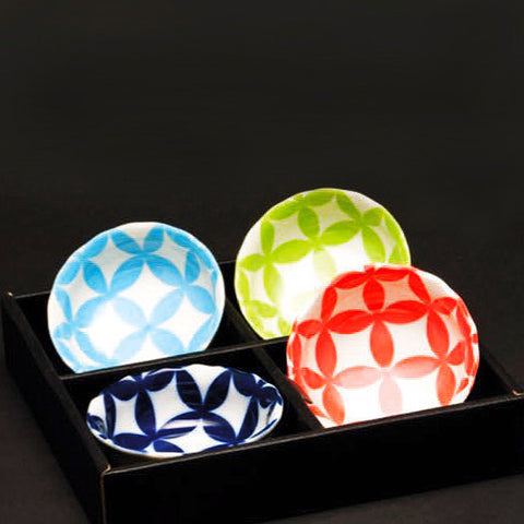 concept japan 4 bowl set 'shippou'