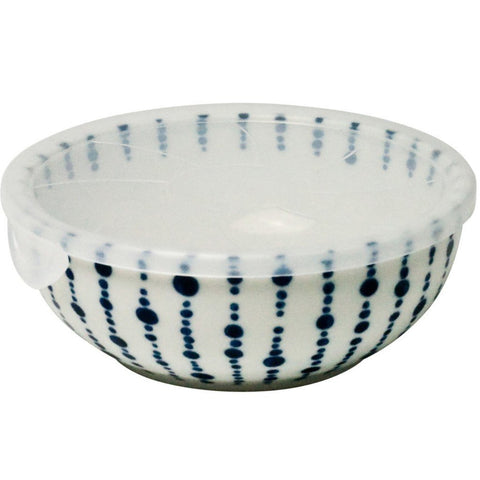 concept japan medium bowl with lid 'tentogusa'
