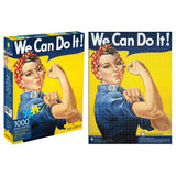 jigsaw puzzle 'rosie the riveter' 1000 piece