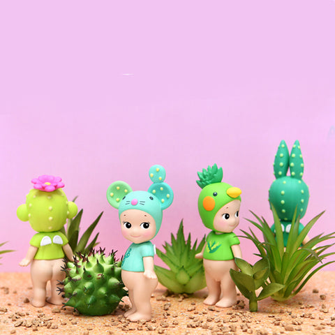 sonny angel 'cactus series'