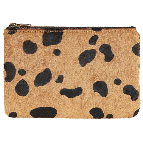 STATUS ANXIETY 'MAUD' WALLET WILD CAT