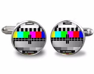 cufflinks 'test pattern'