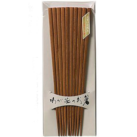 concept japan 5 chopstick set 'tetsuboku'