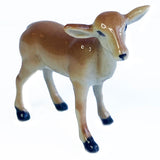 miniature ceramic 'forest deer'