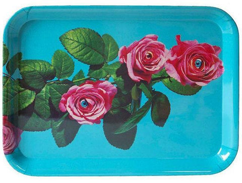 seletti wears toiletpaper tray 'rose'