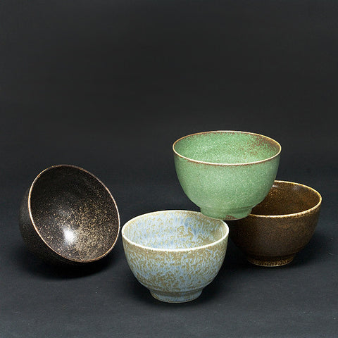 CONCEPT JAPAN WABISABI 4 BOWL SET