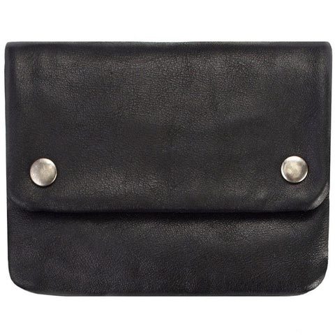 STATUS ANXIETY 'NORMA' WALLET BLACK