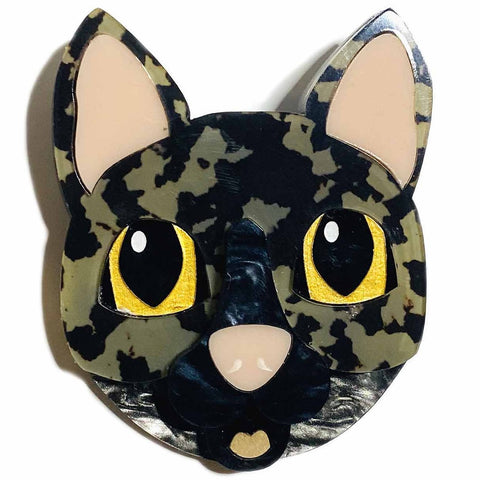 what willow did brooch 'camo the cat'