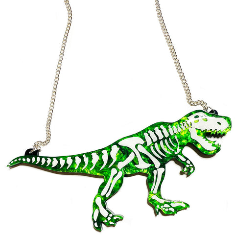 what willow did necklace 'tyrannasaurus rex'