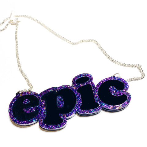 what willow did necklace 'epic'