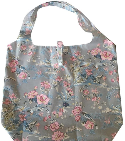 gifted hands shopping bag 'willow' grey