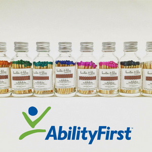 Banter & Bliss Match Bottles Now Support AbilityFirst