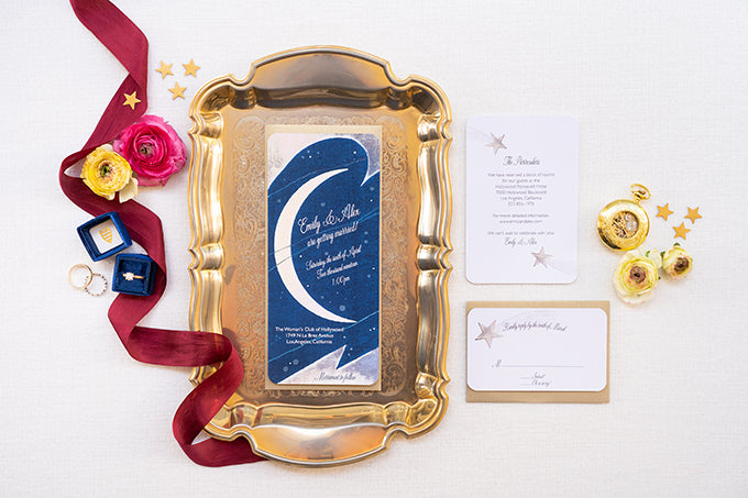 Glamour & Grace Blog: Whimsical Celestial Wedding Ideas