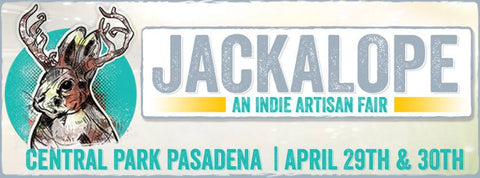 Jackalope Art Fair Spring 2017