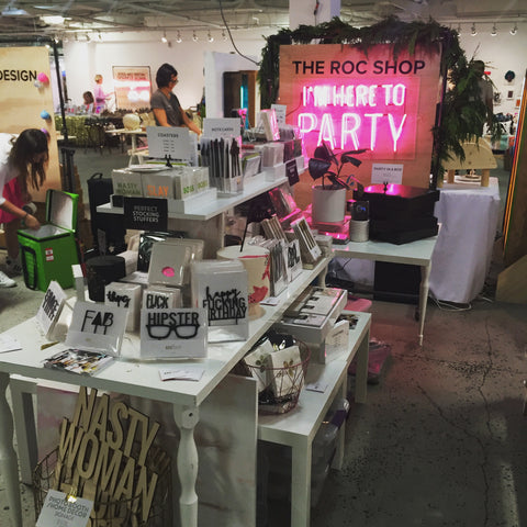 The Roc Shop @ Unique LA Holiday Market