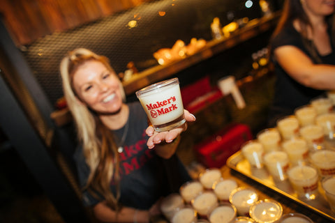 Candlemaking is a unique idea for a brand activation or corporate event