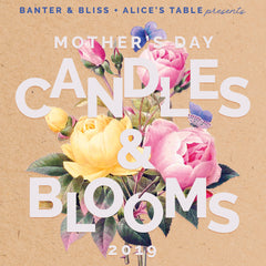 Mother's Day Candlemaking & Flower Arranging Workshop