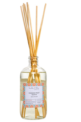 PASSION FRUIT GUAVA. Reed Diffuser.
