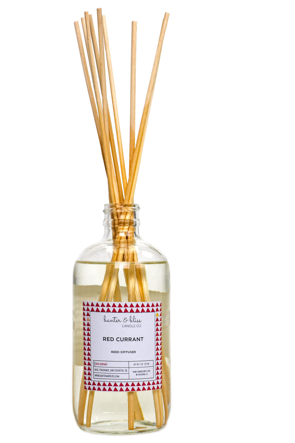 RED CURRANT. Reed Diffuser.
