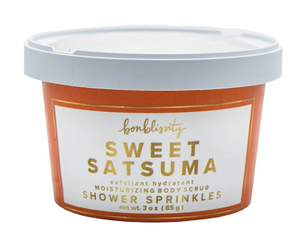 SWEET SATSUMA. Shower Sprinkles by Bonblissity.