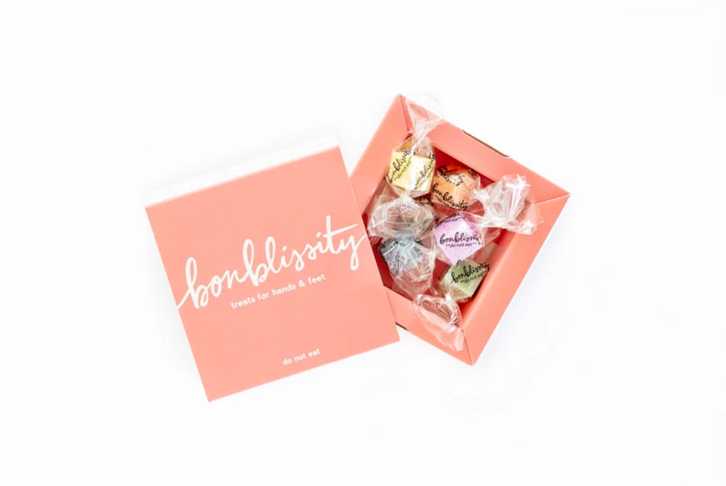 ASSORTED SCENTS. Sweet + Single Candy Scrub by Bonblissity.