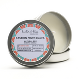 PASSION FRUIT GUAVA. Soy Candle.
