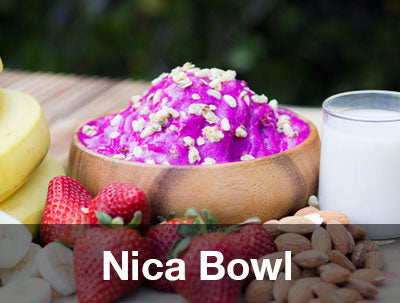 Nica Bowl Pitaya Recipe