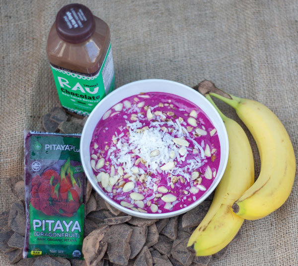 The Pitaya RAU Bowl