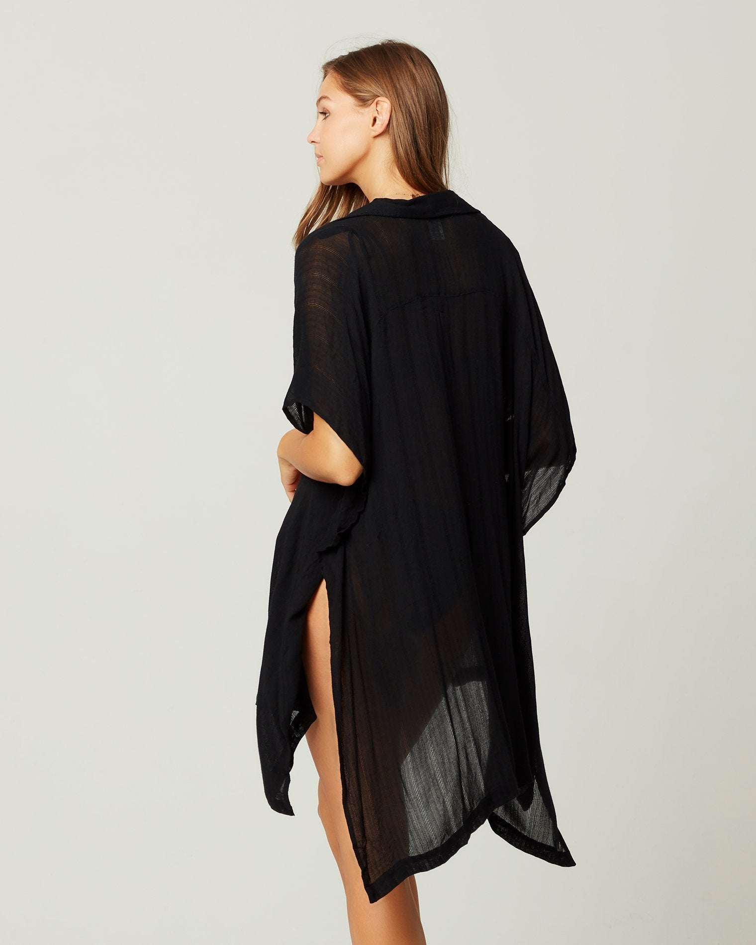 L*Space Anita Cover-Up in Black